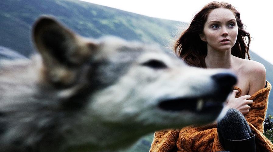 Бегущая с волками