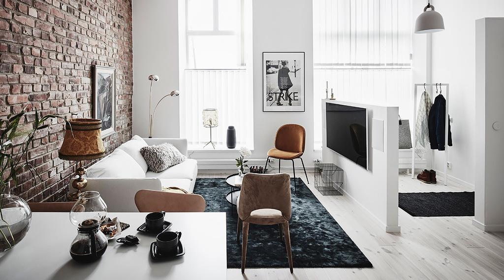 Маленькая квартира: как организовать пространство