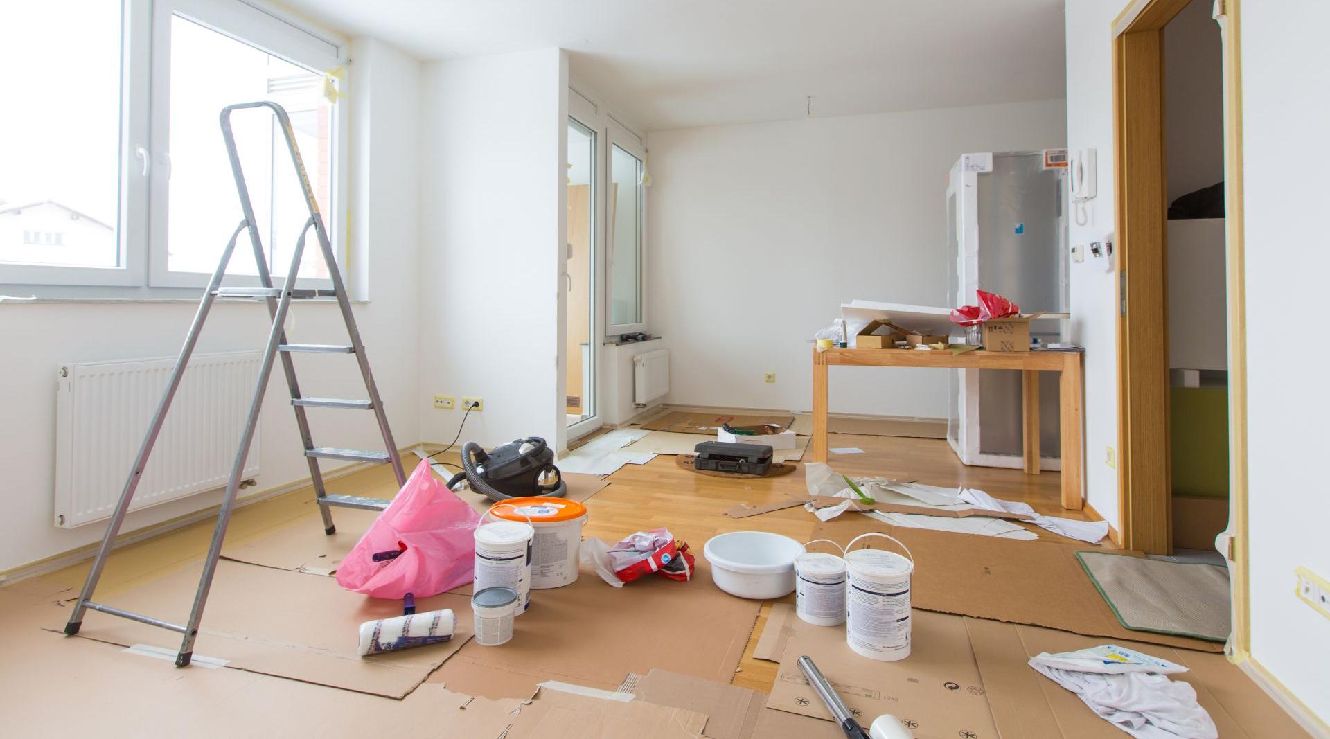 Правильная последовательность ремонта квартиры