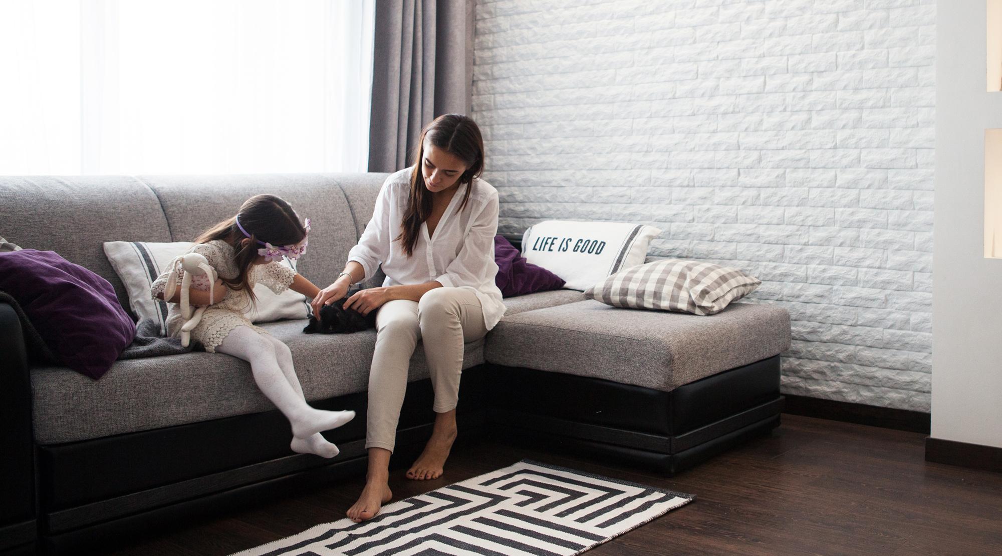 3-х комнатная квартира для молодой семьи